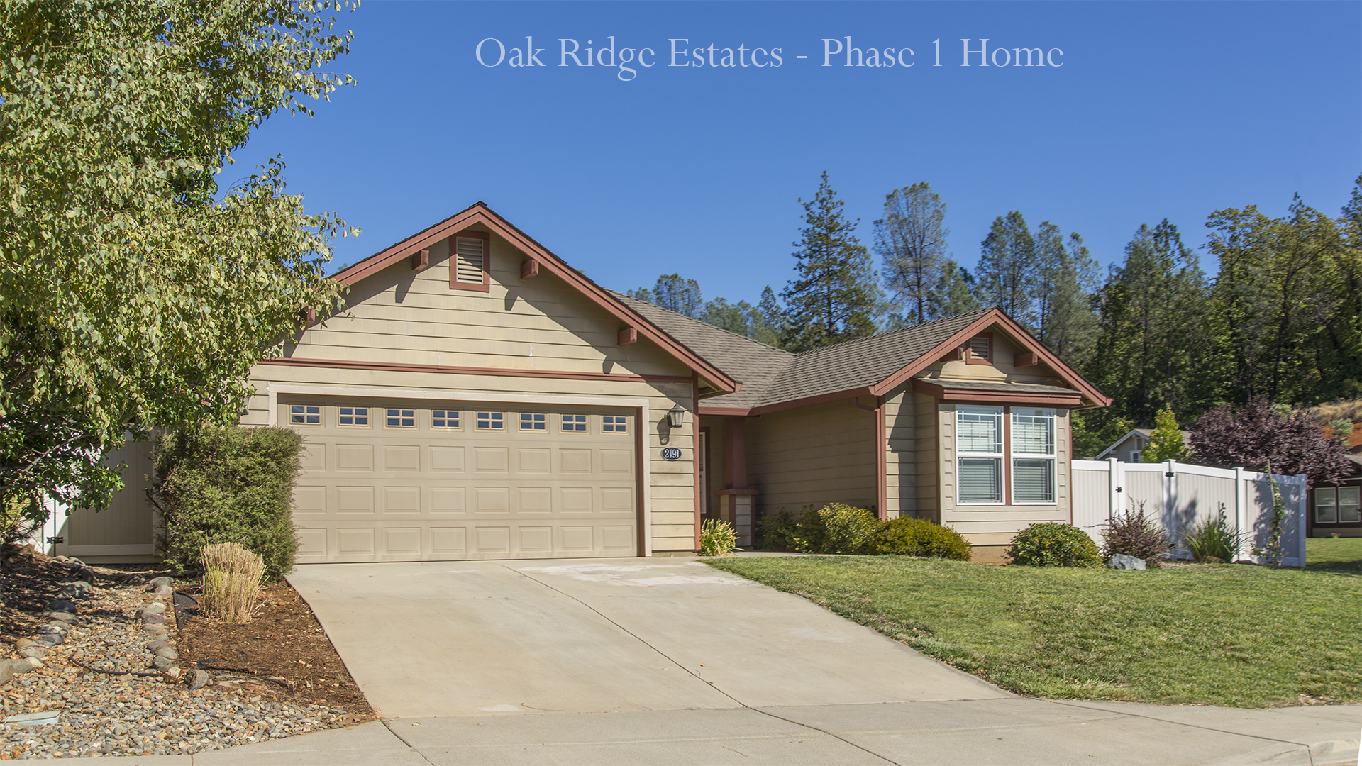 Oakridge Phase I Home 4