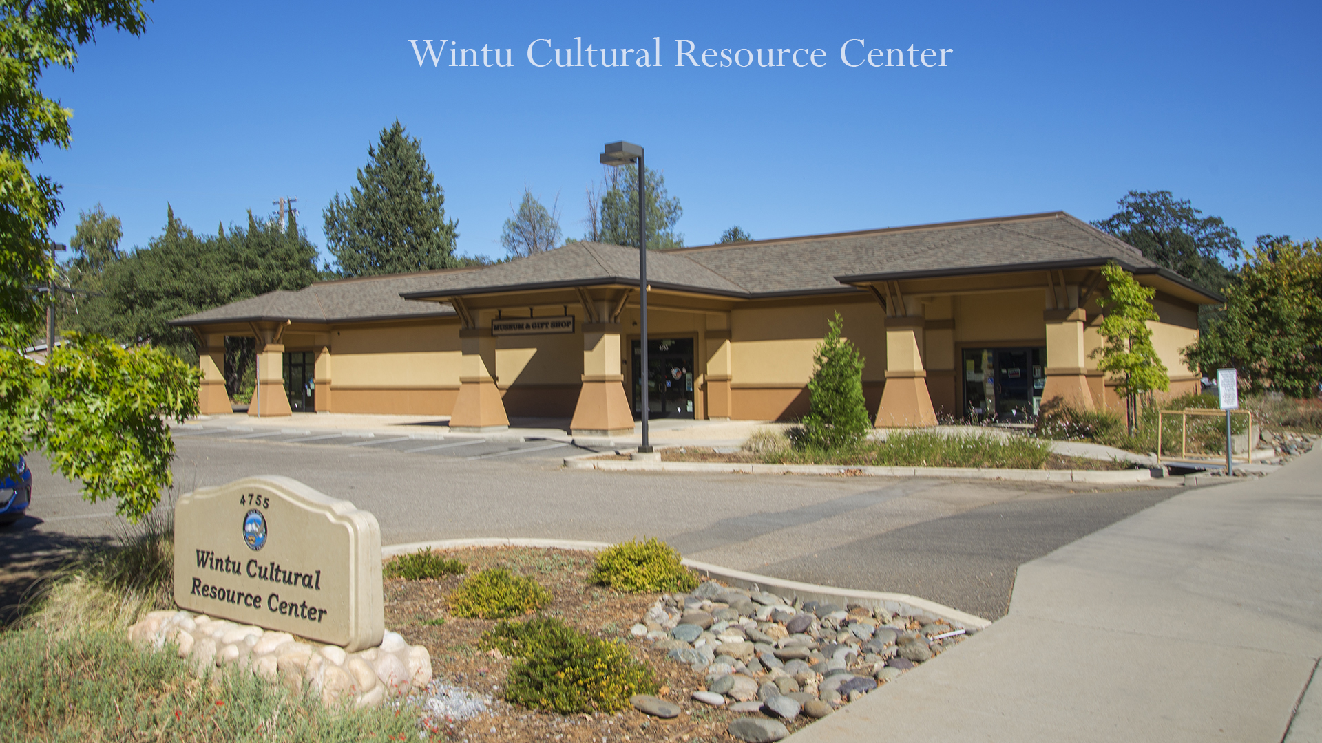 Wintu Cultural Resource Center